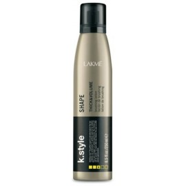 Shape thick&volume spray volumen 250ml.
