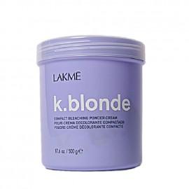 Decolorante en polvo-crema K. blonde