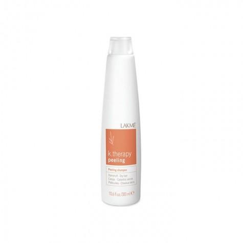 Peeling shampoo (cabellos secos)