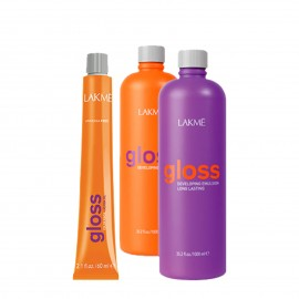 Gloss Developing Emulsion Long Lasting + Color Rinse