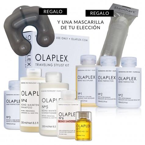 Pack Olaplex (Olaplex Traveling Stylist + N3, N4, N5, N6, N7 + REGALOS)