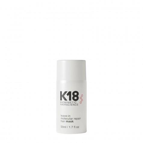 K18 Leave-in Molecular Repair Hair Mask 50ml.